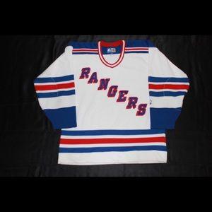 🏒Starter rangers jersey